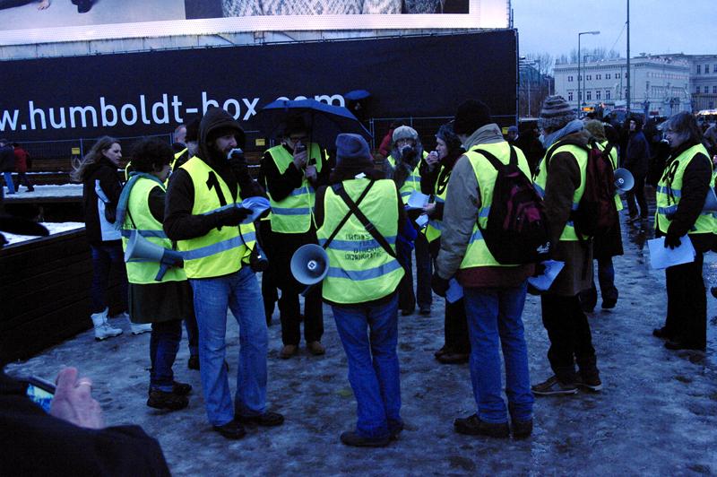 Week 5 Unter den Linden